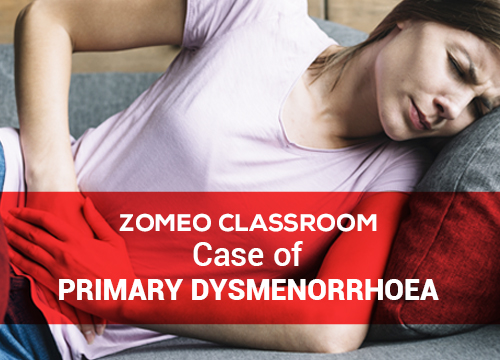 Case of Primary Dysmenorrhoea