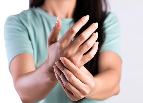 Case of Ganglion Wrist