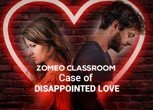 Case of Disappointed Love